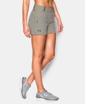 Women's UA ArmourVent™ Trail Short