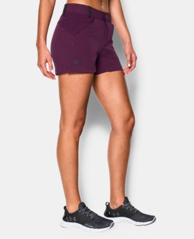 Women's UA ArmourVent™ Trail Short LIMITED TIME: FREE SHIPPING 1 Color $59.99