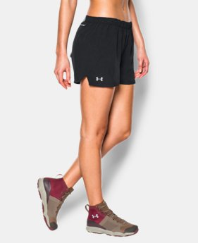 Women's UA Whisp Short  1 Color $33.99