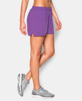 New Arrival  Women's UA Whisp Short LIMITED TIME: FREE SHIPPING 1 Color $33.99 to $44.99
