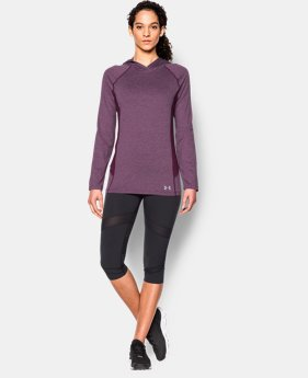 Women's UA CoolSwitch Trail Hoodie  1 Color $64.99