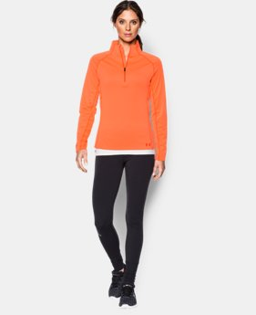 Women's UA Ymer 1/2 Zip  1 Color $59.99