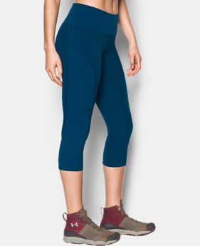 Best Seller Women's UA ArmourVent™ Trail Capri  2 Colors $59.99