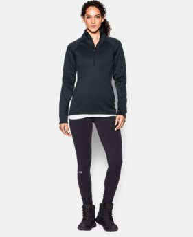 Women's UA ColdGear® Infrared Tactical ¼ Zip