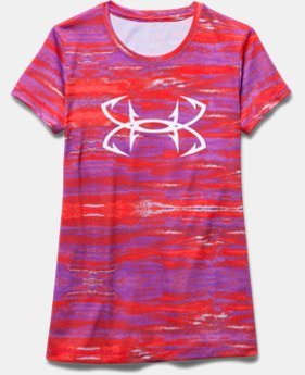 Girls' UA Tech™ Short Sleeve T-Shirt