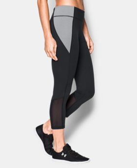Women's UA Mirror Crop   $56.99