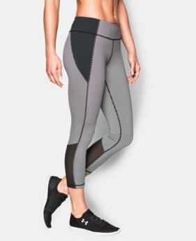 New to Outlet Women's UA Mirror Crop  1 Color $48.99
