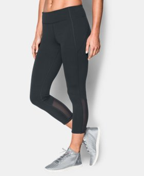 New to Outlet Women's UA Mirror Crop  2 Colors $48.99
