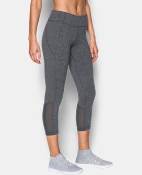 Women's UA Mirror Crop  1 Color $45.99