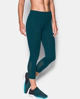 Best Seller Women's UA Mirror Crop  1 Color $64.99