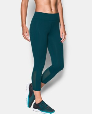 Best Seller Women's UA Mirror Color Block Crop LIMITED TIME: FREE U.S. SHIPPING 1 Color $48.99 to $64.99