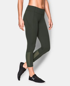 Women's UA Mirror Crop  1 Color $56.99