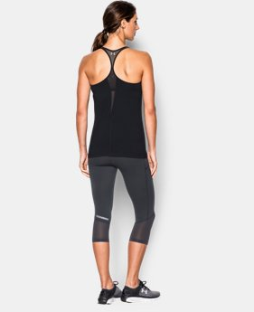 New to Outlet Women's UA Solid Lux Tank  3 Colors $22.49 to $37.99