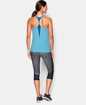 New to Outlet Women's UA Solid Lux Tank  1 Color $37.99
