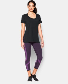 Women's UA Studio Oversized T  4 Colors $44.99