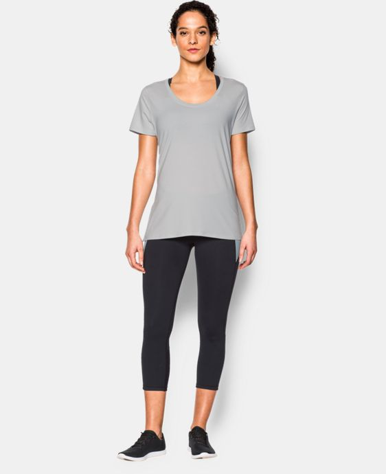 New to Outlet Women's UA Studio Oversized T  4 Colors $22.49