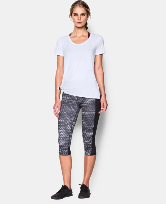 Women's UA Studio Oversized T  2 Colors $44.99