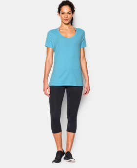 Women's UA Studio Oversized T  1 Color $29.99