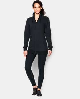 Women's UA Spring Terry Jacket  2 Colors $104.99