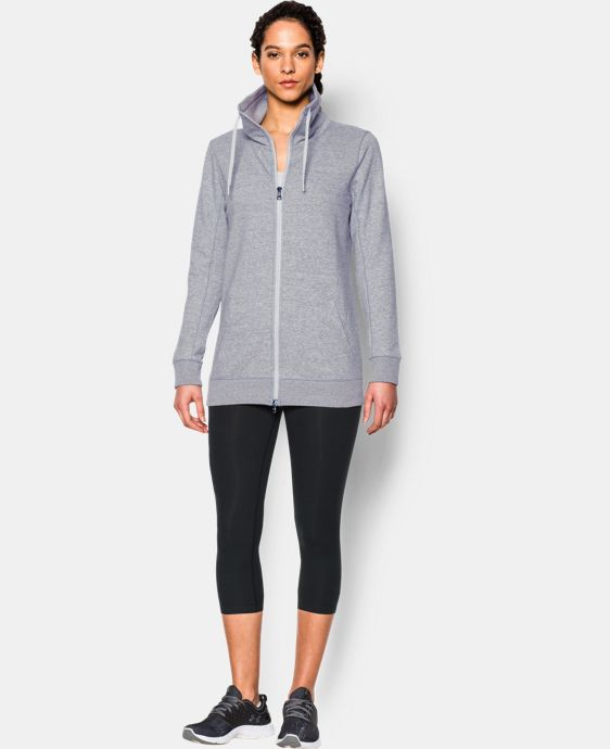 Women's UA Spring Terry Jacket  1 Color $104.99