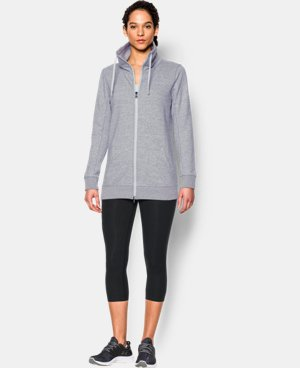 Women's UA Spring Terry Jacket LIMITED TIME: FREE SHIPPING 1 Color $104.99