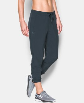 Women's UA Easy Studio Pant LIMITED TIME: FREE U.S. SHIPPING 3 Colors $26.99 to $44.99