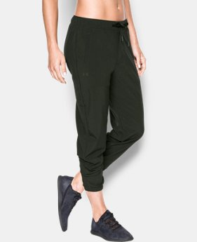 New Arrival  Women's UA Easy Studio Pant LIMITED TIME: FREE SHIPPING 1 Color $52.99 to $69.99