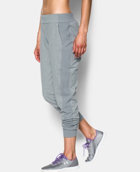 New to Outlet Women's UA Travel Pant LIMITED TIME: FREE U.S. SHIPPING 1 Color $44.99