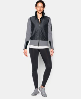 Women's UA Hybrid Windbreaker  1 Color $112.99