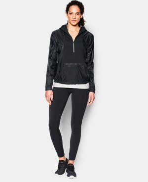 New to Outlet Women's UA Roadside Runway Wind Jacket  1 Color $93.99