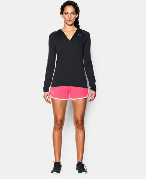 Women's UA Tech™ Long Sleeve Hoodie LIMITED TIME: FREE SHIPPING 2 Colors $37.49