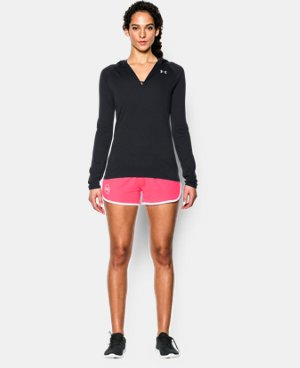 New Arrival  Women's UA Tech™ Long Sleeve Hoodie LIMITED TIME: FREE SHIPPING 2 Colors $49.99