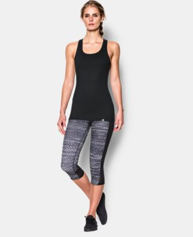 Women's UA Tech™ Victory Tank  3  Colors Available $24.99