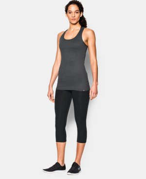 Women's UA Tech™ Victory Tank LIMITED TIME: FREE SHIPPING 1 Color $18.74