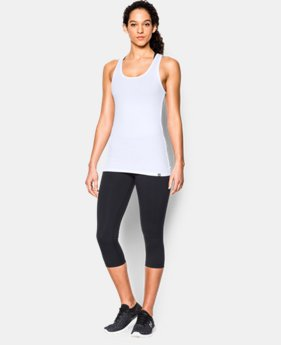 Women's UA Tech™ Victory Tank  3  Colors Available $14.99 to $18.99