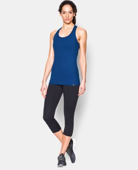 Women's UA Tech™ Victory Tank LIMITED TIME: FREE SHIPPING 13 Colors $18.99 to $24.99