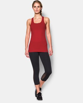 Women's UA Tech™ Victory Tank LIMITED TIME: FREE U.S. SHIPPING 1 Color $19.99