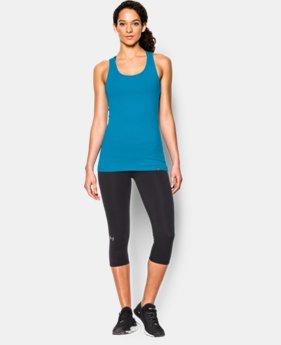 New to Outlet Women's UA Tech™ Victory Tank  4 Colors $14.99