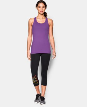 New to Outlet Women's UA Tech™ Victory Tank  1 Color $14.99