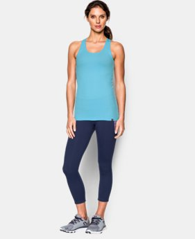 New to Outlet Women's UA Tech™ Victory Tank  3 Colors $14.99
