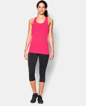 Women's UA Tech™ Victory Tank LIMITED TIME: FREE SHIPPING 1 Color $18.99 to $24.99