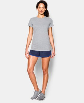 Women's UA Favorite Short Sleeve Crew  1 Color $11.24