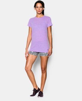 Women's UA Favorite Short Sleeve Crew