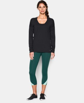 Women's UA Favorite Drop Shoulder Long Sleeve  4 Colors $29.99
