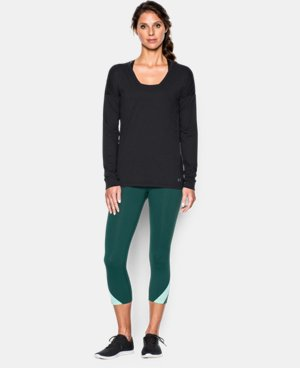 New Arrival  Women's UA Favorite Drop Shoulder Long Sleeve  1 Color $33.99