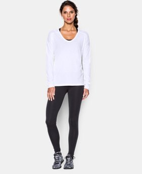 Women's UA Favorite Drop Shoulder Long Sleeve  1 Color $29.99