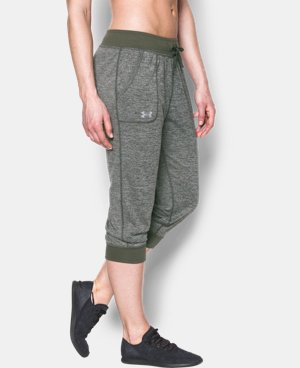 Best Seller Women's UA Tech™ Twist Capri LIMITED TIME: FREE U.S. SHIPPING 1 Color $39.99