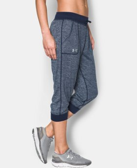 Women's UA Tech™ Twist Capris LIMITED TIME OFFER 1 Color $27.99 to $379