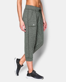 Women's UA Tech™ Twist Capri   $29.99