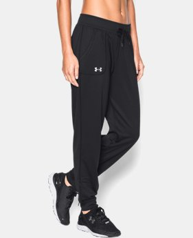 Women's UA Tech™ Pant Solid LIMITED TIME: FREE U.S. SHIPPING 2 Colors $44.99